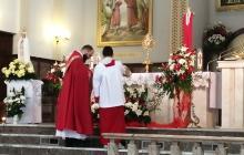 Diakon Łukasz-Nabożeństwo Majowe 31.05.2020 r.