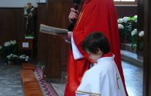 Ku czci Świętego Floriana-04.05.2014 r.